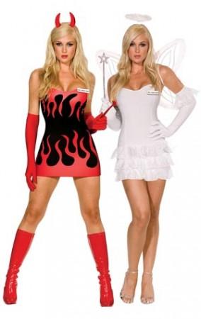 костюм на хэллоуин 16