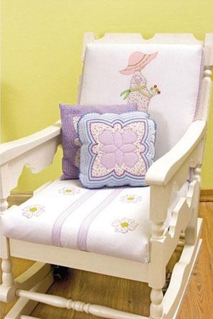 кресло-качалка 16