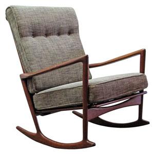 кресло-качалка 24