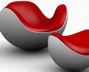 кресло-качалка 26