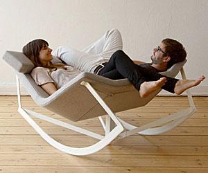 кресло-качалка 50