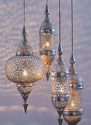 лампа в марокканском стиле 10