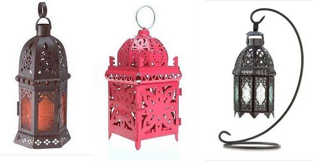 лампа в марокканском стиле 2