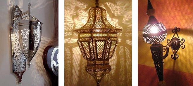 лампа в марокканском стиле 4