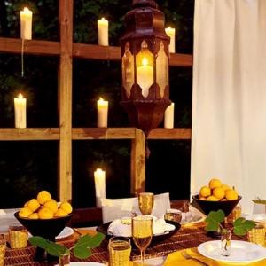 лампа в марокканском стиле 8
