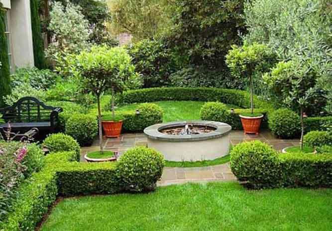 Идеи ландшафтного дизайна для сада