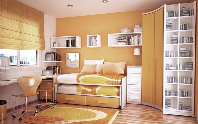 маленькая детская комната фото 23