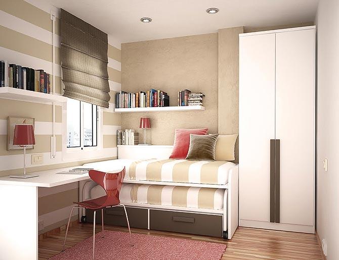 маленькая детская комната фото 35