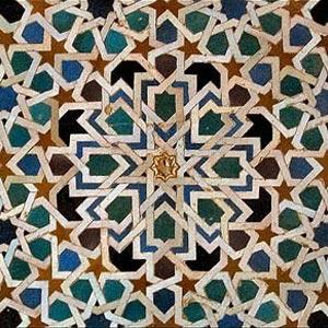 марокканские узоры 08