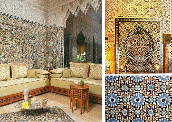марокканские узоры 10