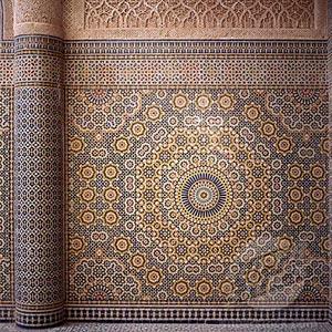 марокканские узоры 22