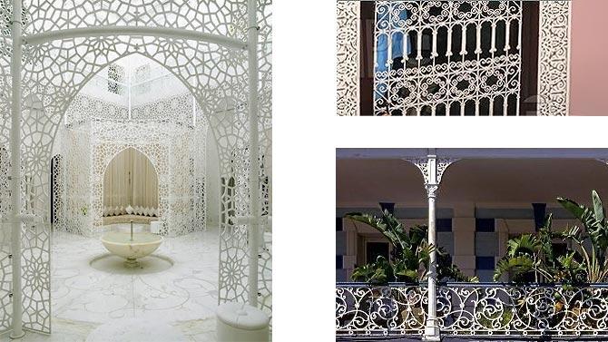марокканские узоры 24