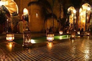 марокканский стиль архитектура 11