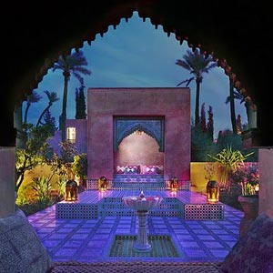марокканский стиль архитектура фото 16