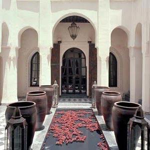 марокканский стиль архитектура фото 18