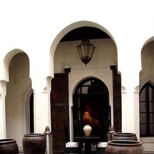марокканский стиль архитектура фото 19