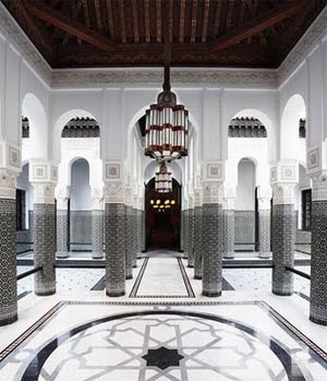 марокканский стиль архитектура фото 2