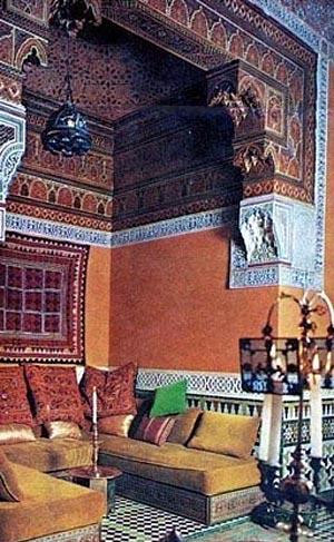 марокканский стиль архитектура фото 21