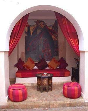 марокканский стиль архитектура 25