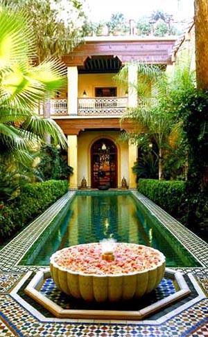 марокканский стиль архитектура фото 29