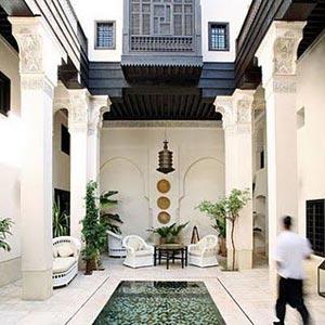 марокканский стиль архитектура фото 3