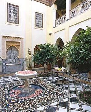 марокканский стиль архитектура фото 30