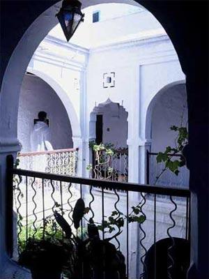 марокканский стиль архитектура фото 33