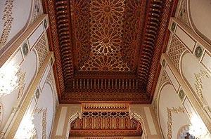 марокканский стиль архитектура 34