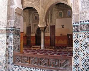 марокканский стиль архитектура 36