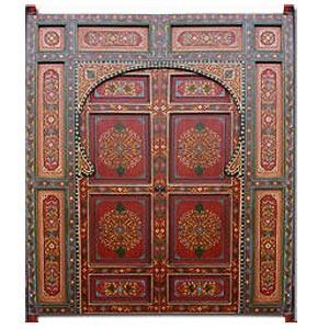 марокканский стиль архитектура фото 37