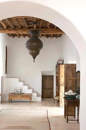 марокканский стиль архитектура фото 5