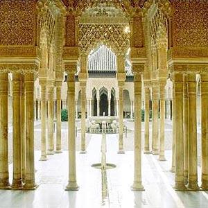 марокканский стиль архитектура фото 6