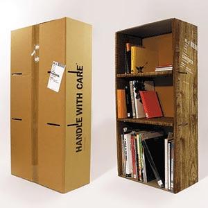 мебель из картона 14