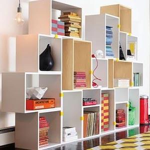 мебель из картона 15