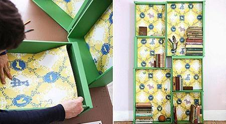 мебель из картона 16