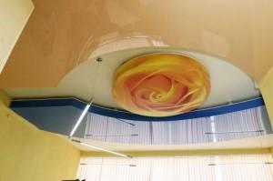 многоуровневые потолки фото 6