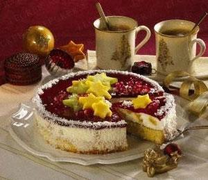 новогодние торты 29