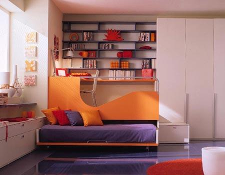 оранжевый и фиолетовый 13