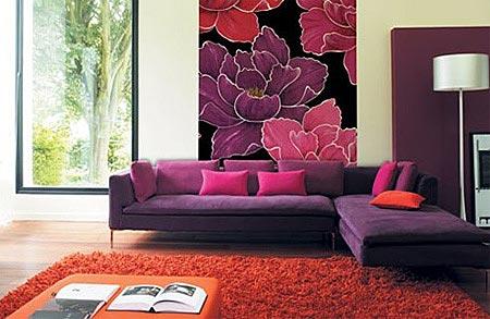 оранжевый и фиолетовый 17