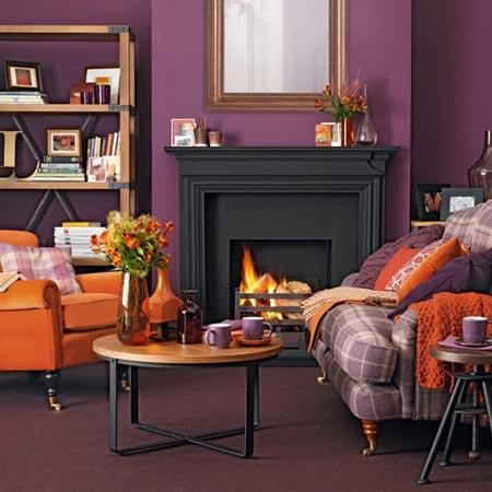 оранжевый и фиолетовый 26