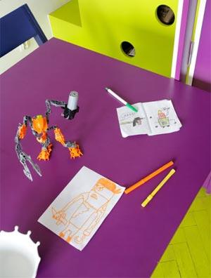 оранжевый и фиолетовый 46