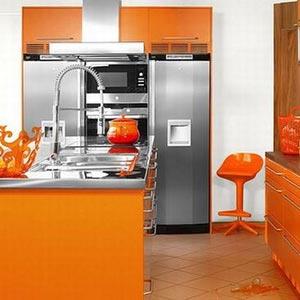 оранжевый и серый 17