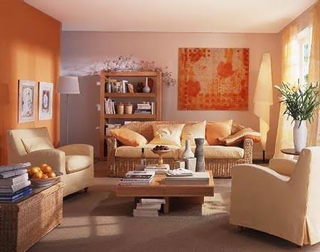 оранжевый цвет 01