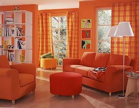 оранжевый цвет 05