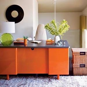 оранжевый цвет 16