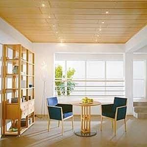 деревянный потолок 04