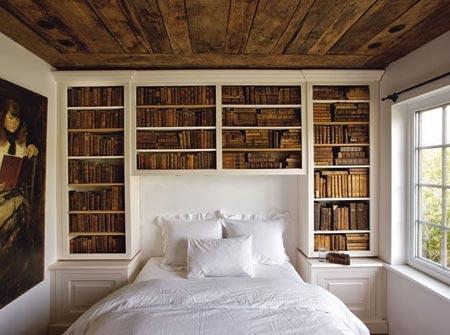 деревянный потолок 07
