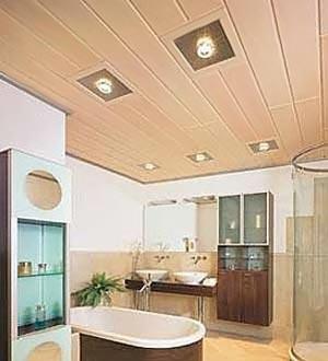 деревянный потолок 13