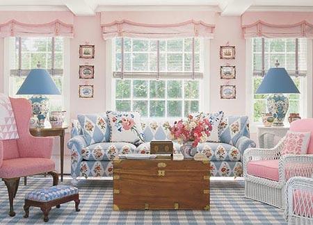 розовый и голубой 01