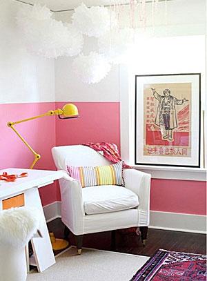 розовый и желтый 13